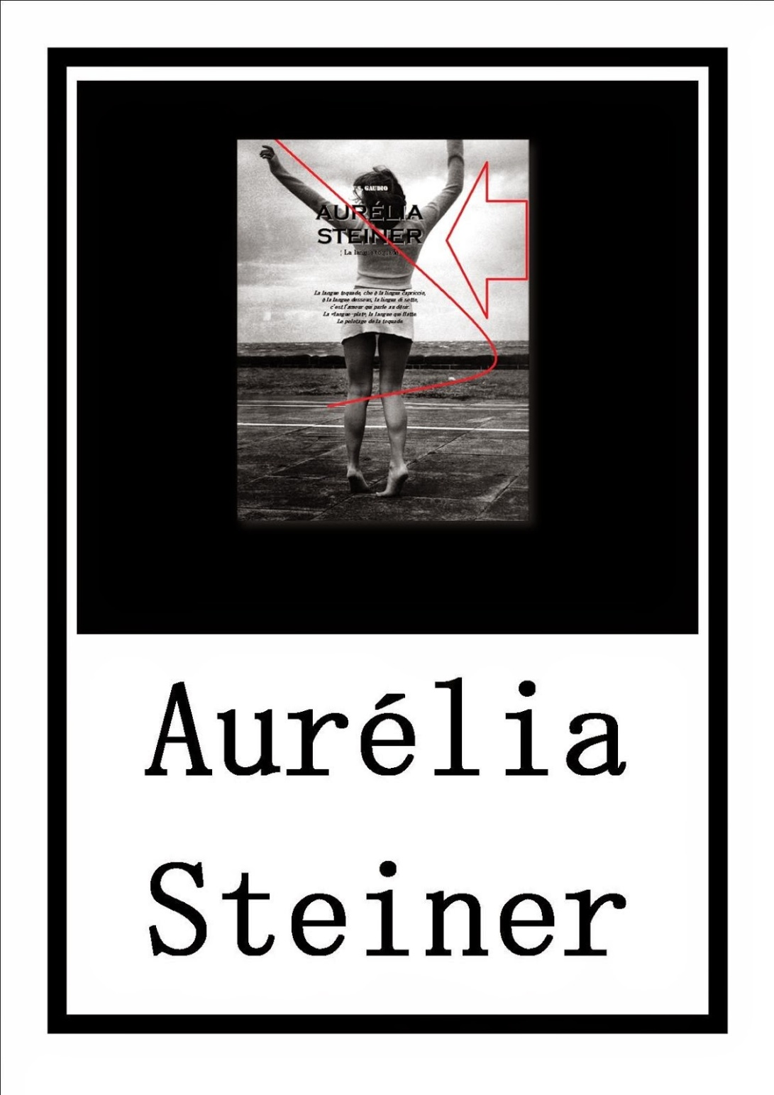 AURELIA STEINER ♦ A. J. Pedregoso ♦ Aurélia K. Mynought ♦ A. J. Stone ♦ A. de la Piedra